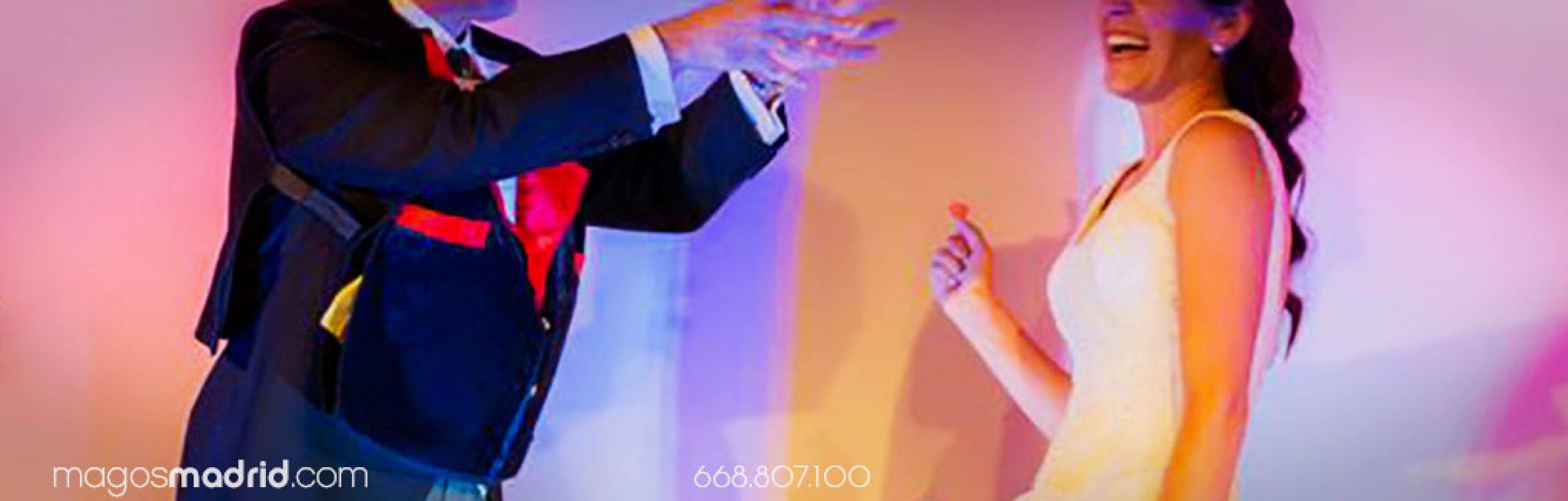 Magia para bodas